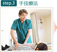 太田市くじらい接骨院個別手技療法