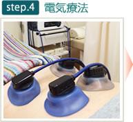 太田市くじらい接骨院電気パット療法