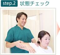 太田市 くじらい接骨院の状態チェック