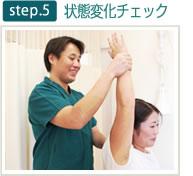 太田市 くじらい接骨院の状態変化チェック
